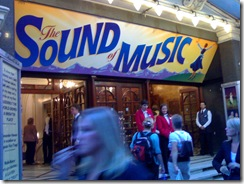 Sound of Music in the Westend
